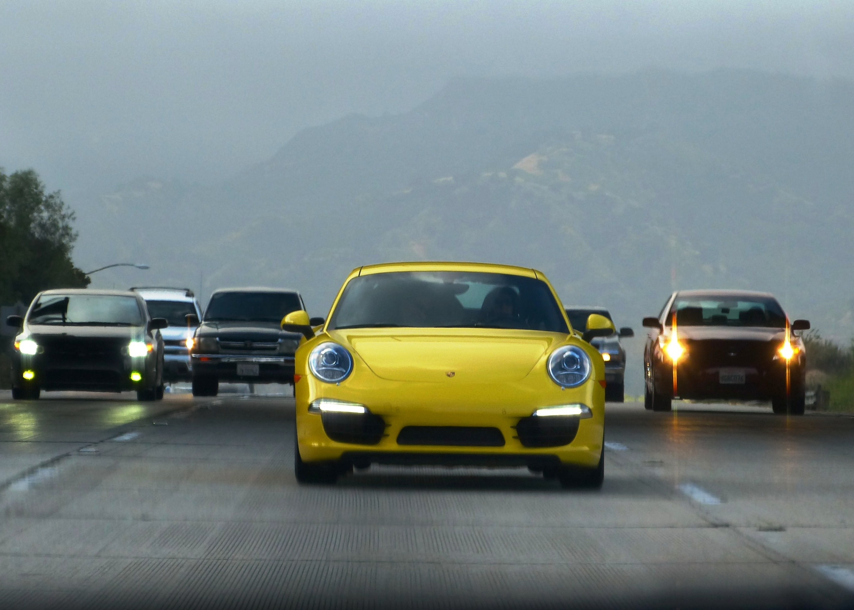 Driven: 2012 Porsche 911 Carrera S (991)