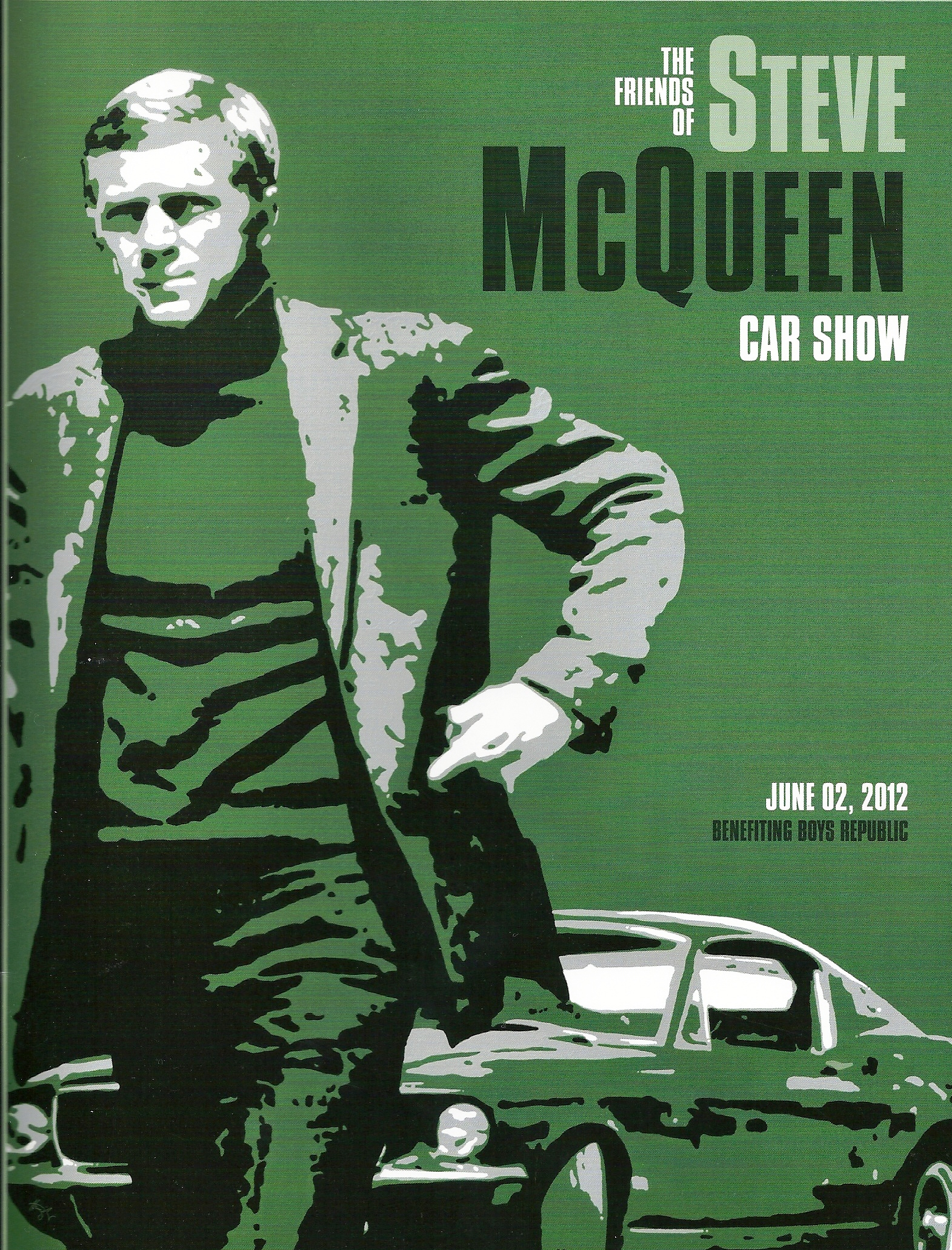 The Friends of Steve McQueen Car Show 2012 is a huge hit, honors Bullitt