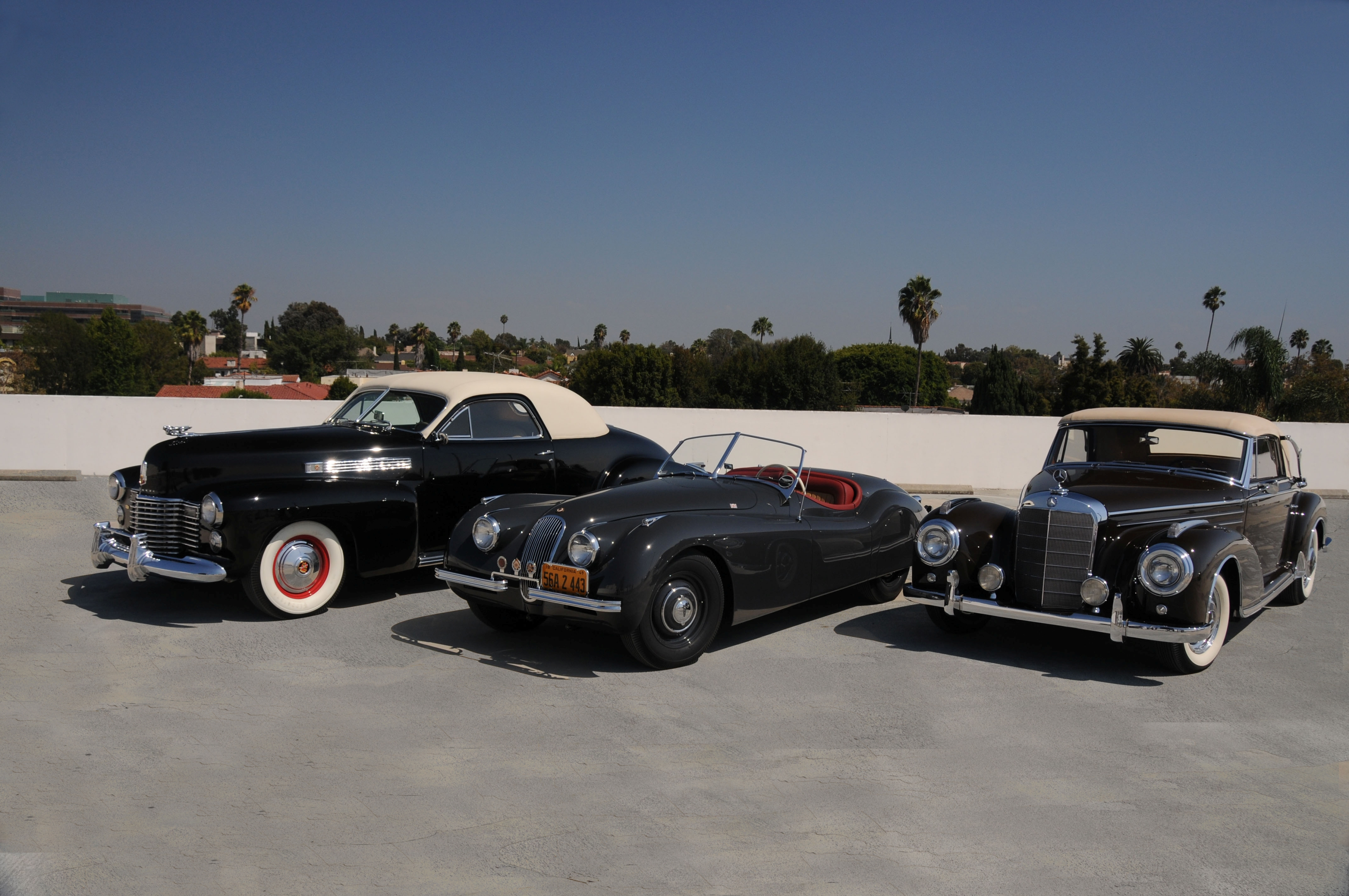 Clark Cable Greats Gather at Petersen Automotive Museum in Los Angeles
