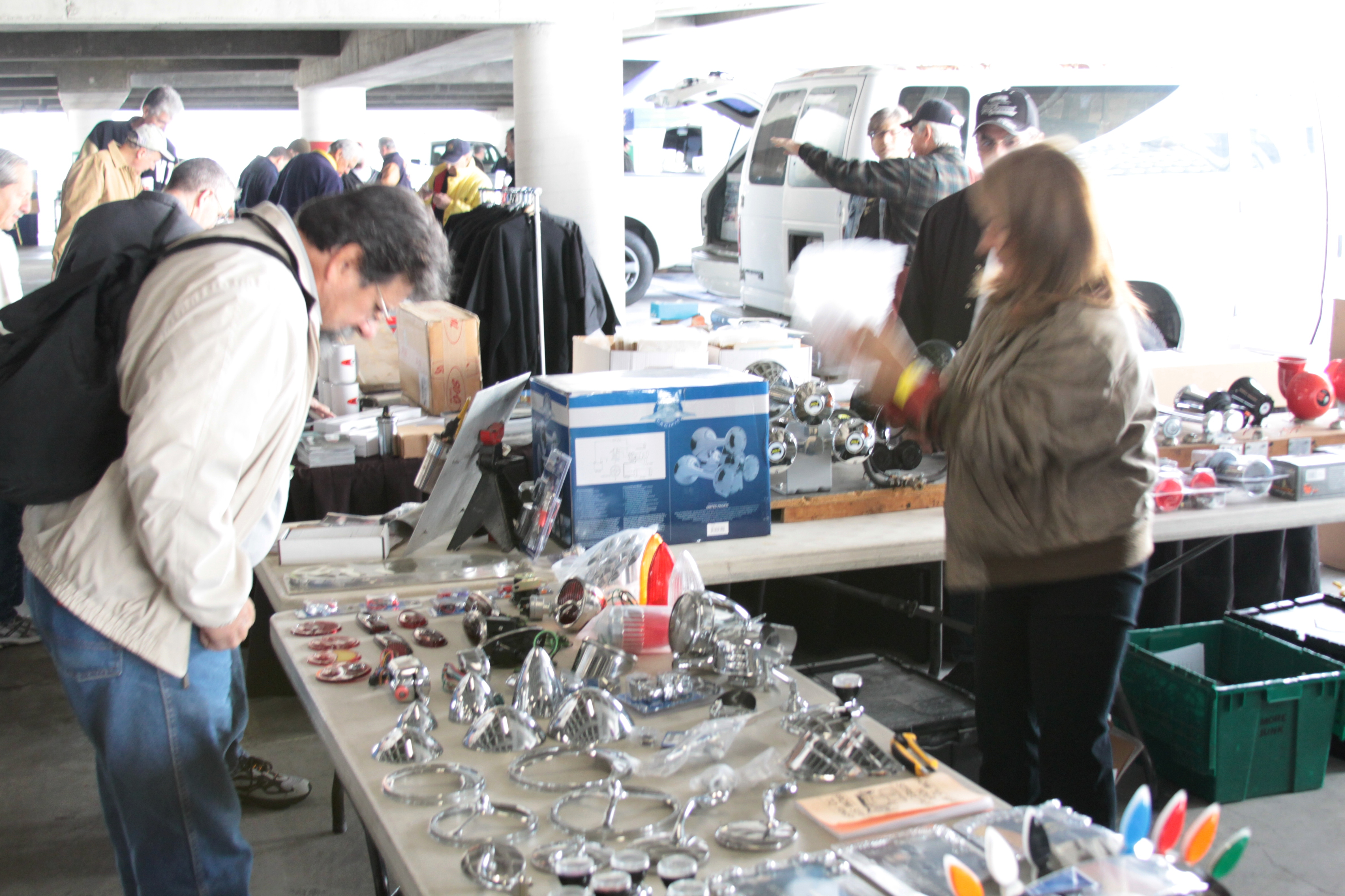 Petersen Automotive Museum Swap Meet and CARnival Tomorrow, Dec 1