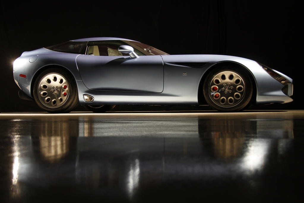 FINAL ALFA ROMEO ZAGATO STRADALE TZ3 TO DEBUT AT THE AMELIA ISLAND CONCOURS d'ELEGANCE