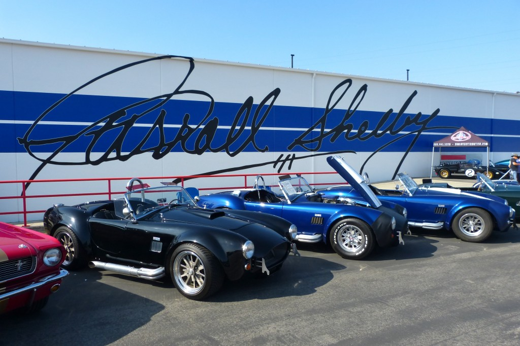 Former Shelby Goodyear Racing Tire distribution warehouse looks fabulous, and with luck, will someday be a proper Shelby museum - let's hope they can raise the dough and make it happn.