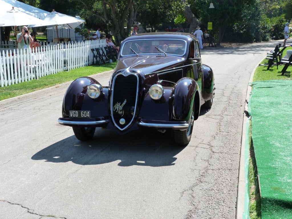 Best In Show 1938 Alfa Romeo 6C 2300B