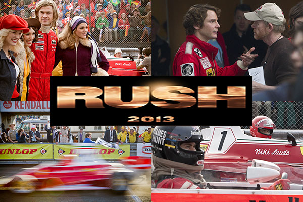 Go See RUSH this weekend