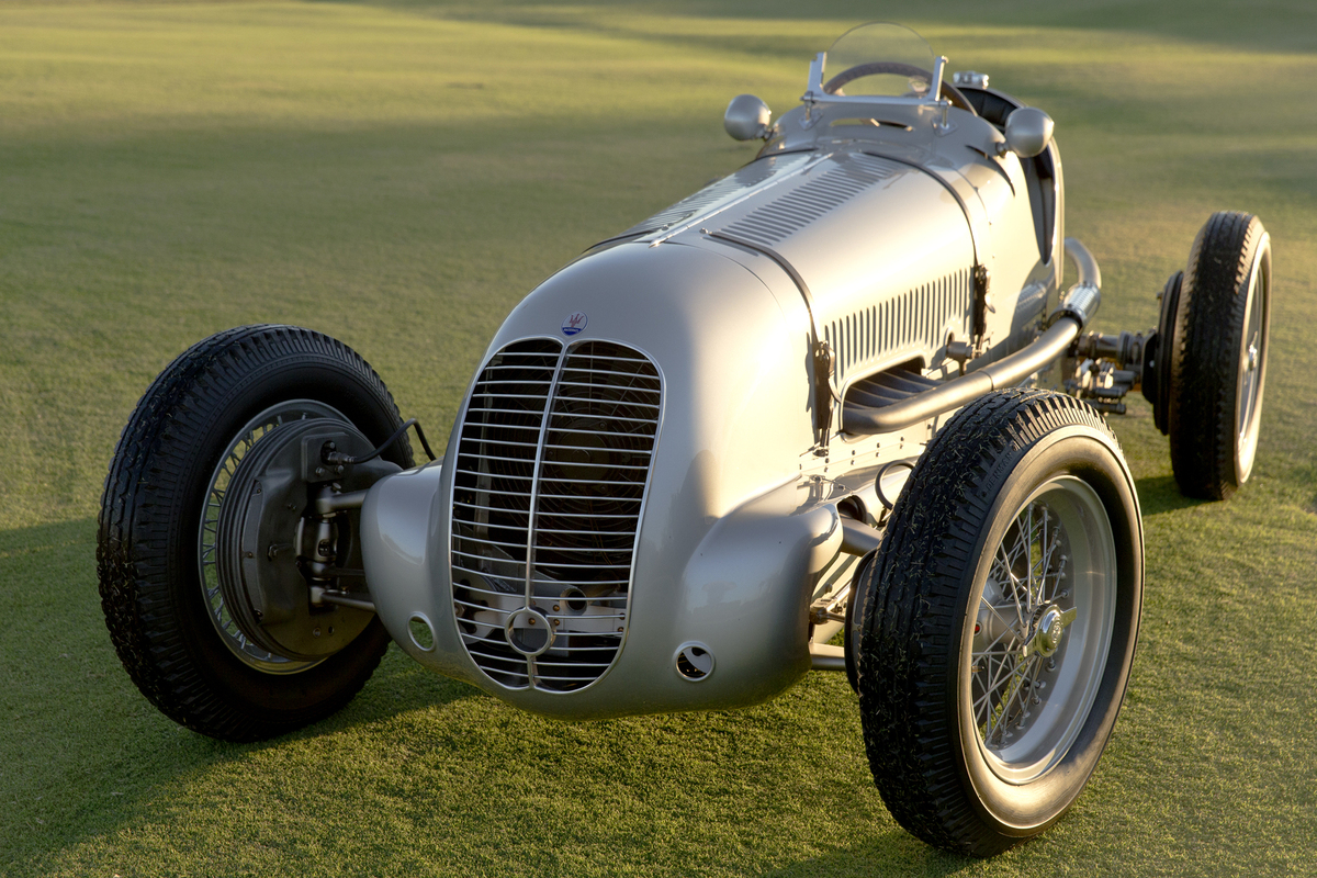 Packard, Maserati honored marques at Arizona Concours d'Elegance