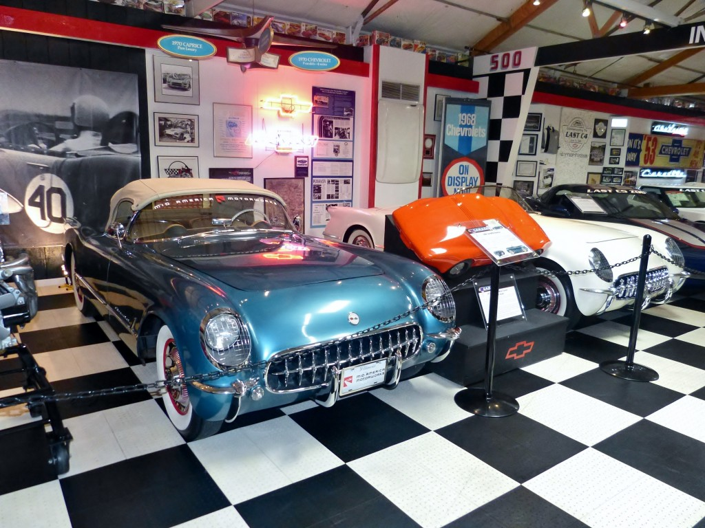 Mid America's My Garage museum really makes you inhale - hard