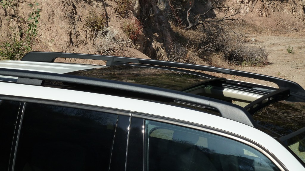 Massive moonroof was expensive option