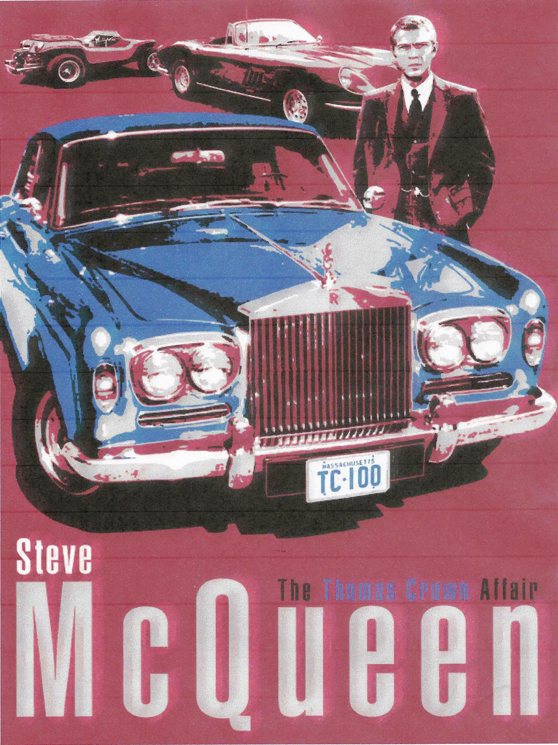 FRIENDS OF STEVE MCQUEEN CAR AND MOTORCYCLE SHOW SET FOR JUNE 6/7, 2014