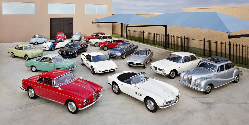 BMW Collection shot