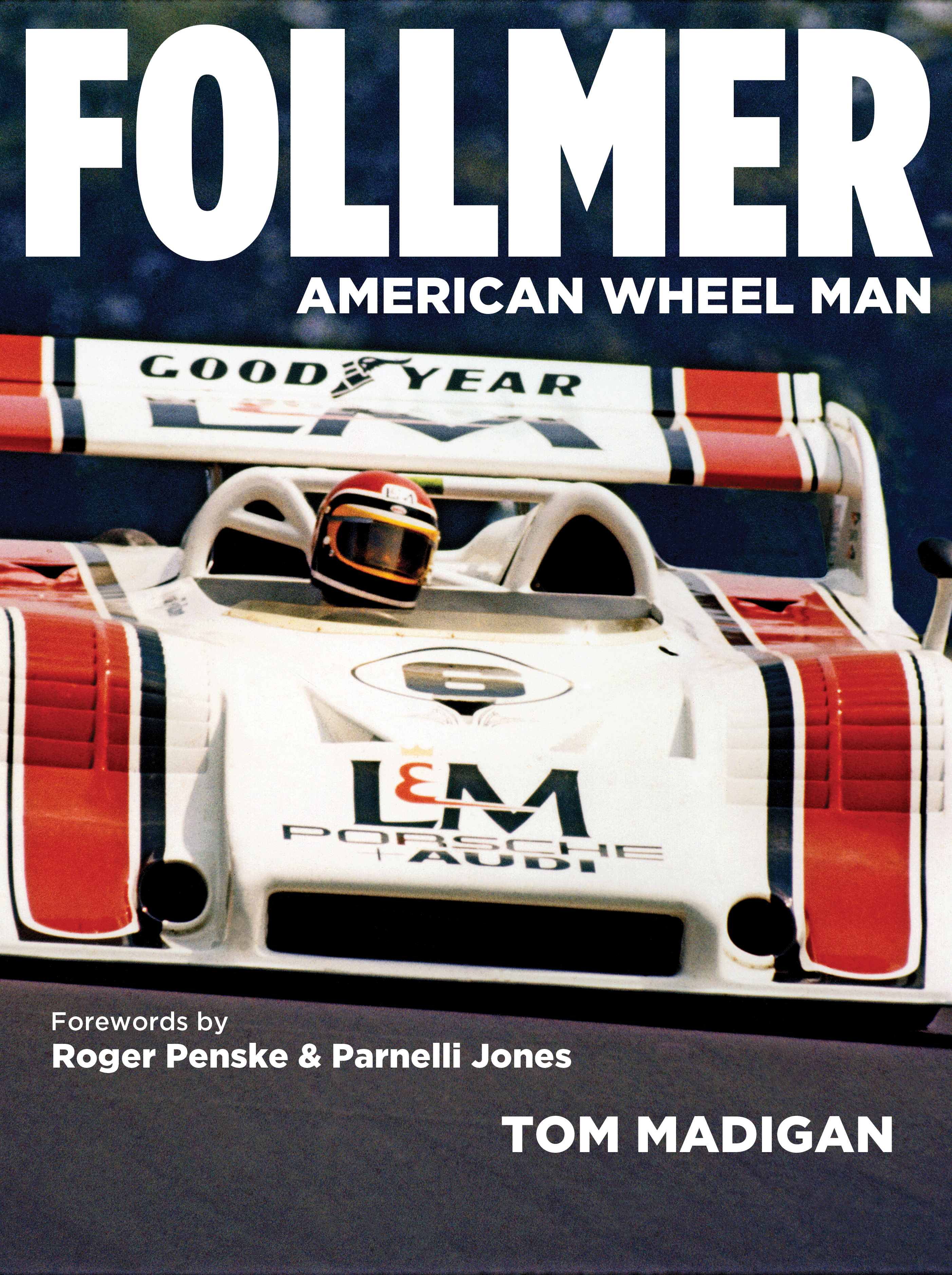 Review: George Follmer; American Wheelman
