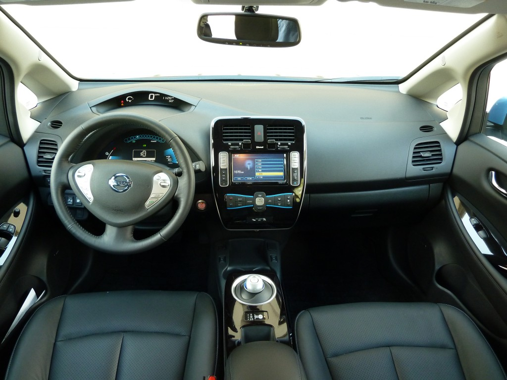 The shifter, as such, is the joystick/mouse looking little device on the center console