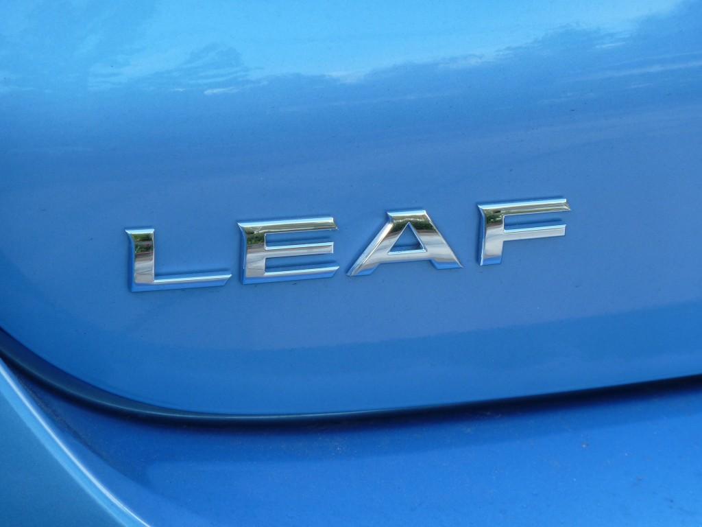 Leaf badge
