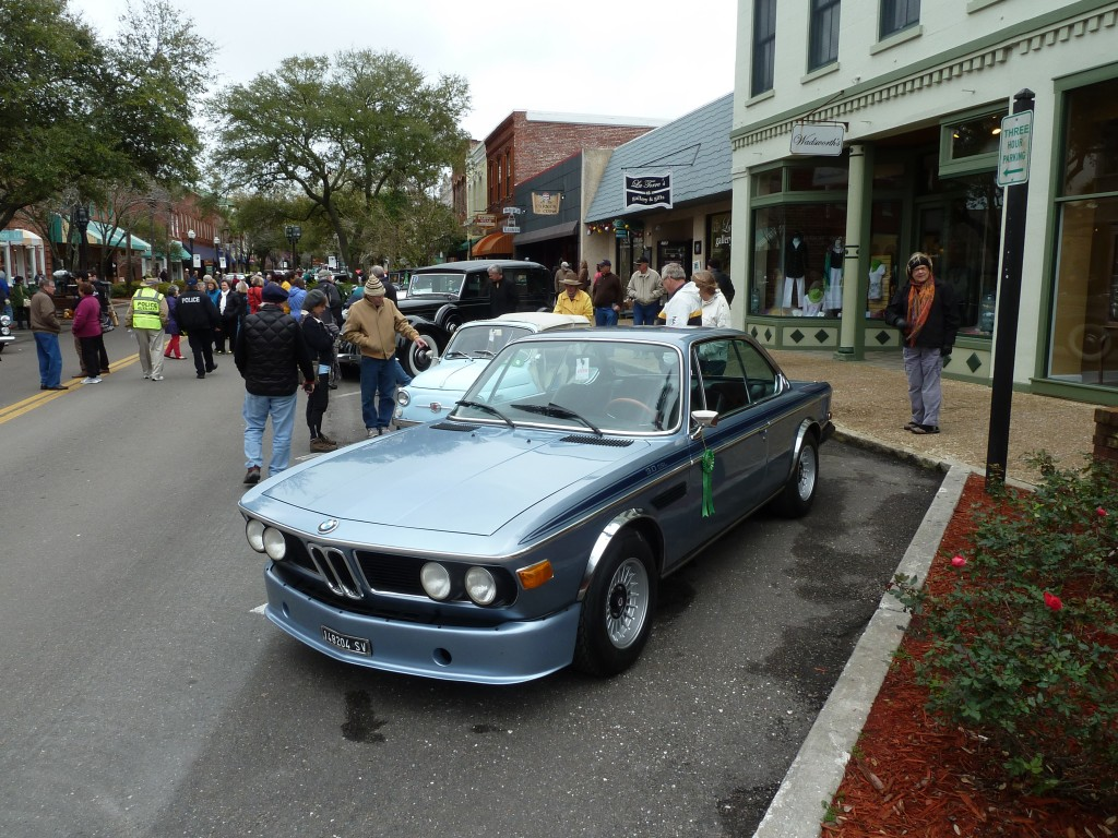 BMW CSL Batmobiles also celebrated at Amelia this year