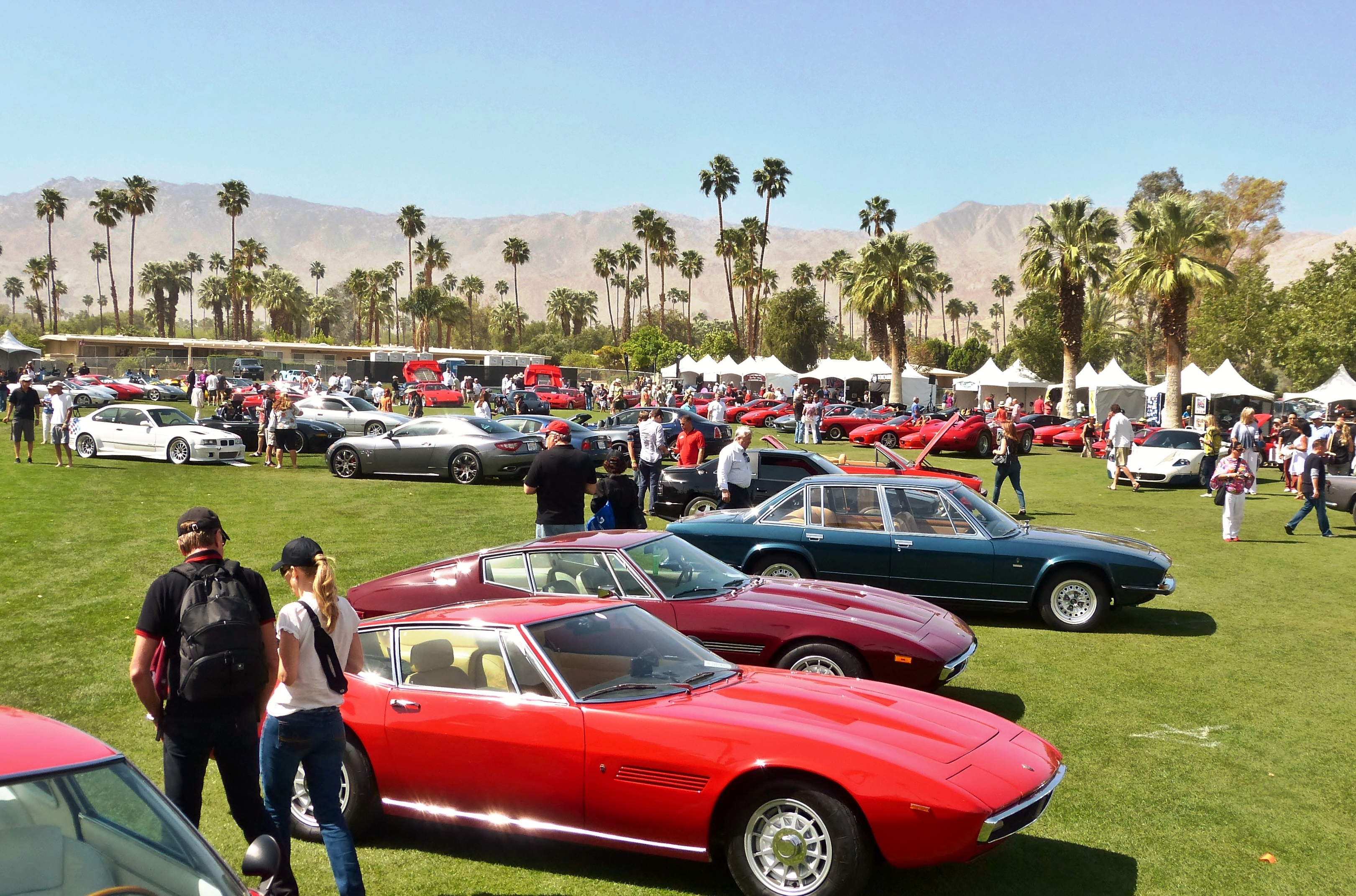 A Star is Born: Say Hello to Desert Concorso