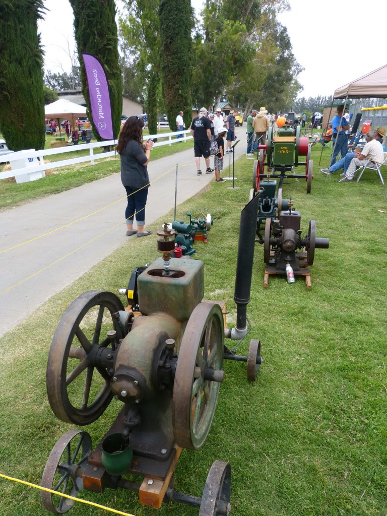 These pump engines are fun to watch and listen to, and always please the crowd.  The folks dedicated to their history and restoration are fun an interesting too
