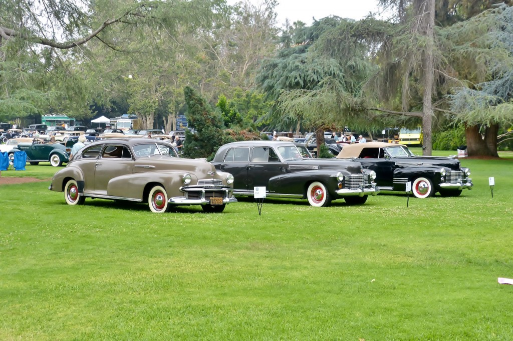 Something here for everyone from heavy classics and antiques to sportscars and hot rods