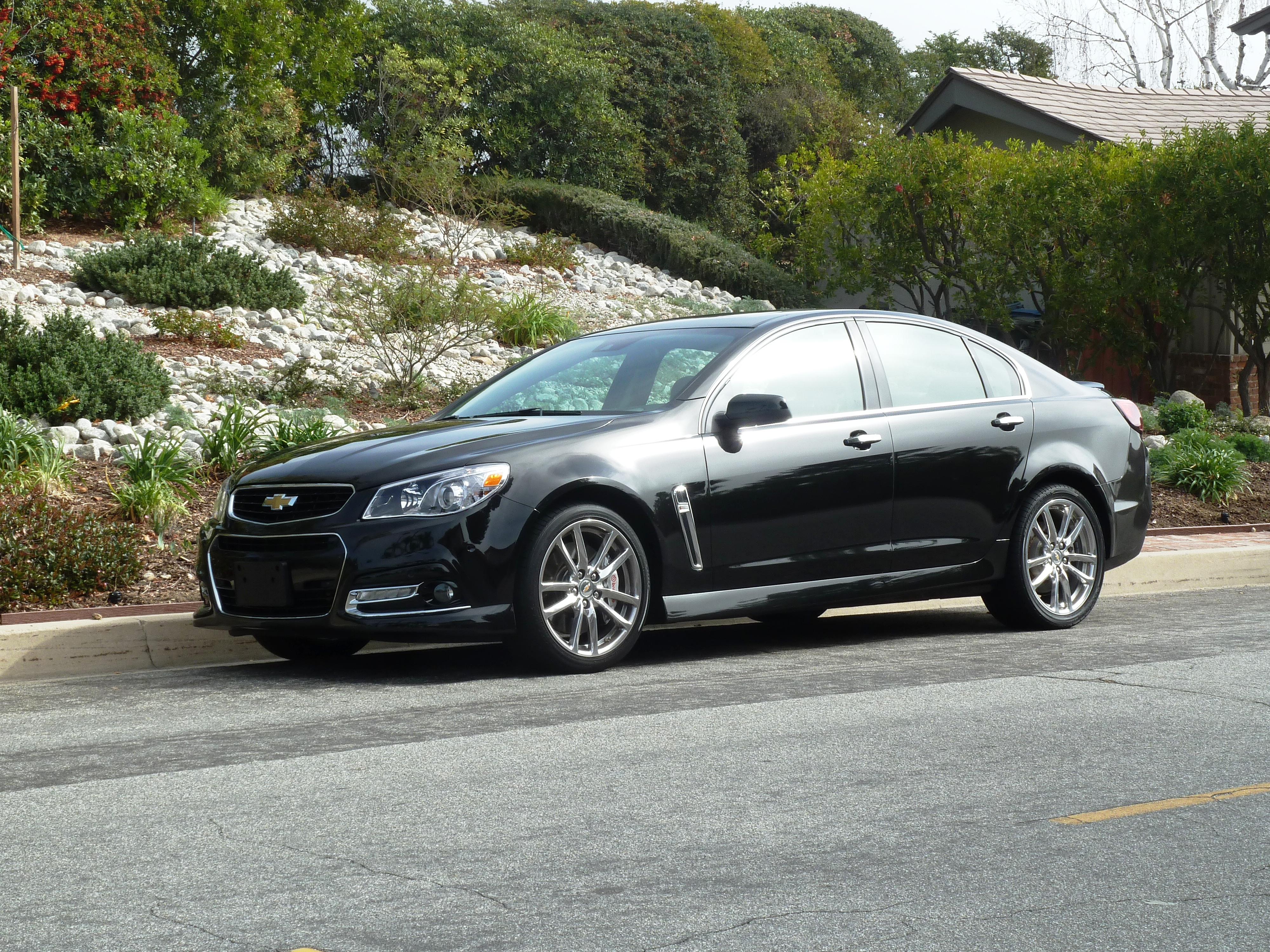 Driven: 2014 Chevrolet SS V-8
