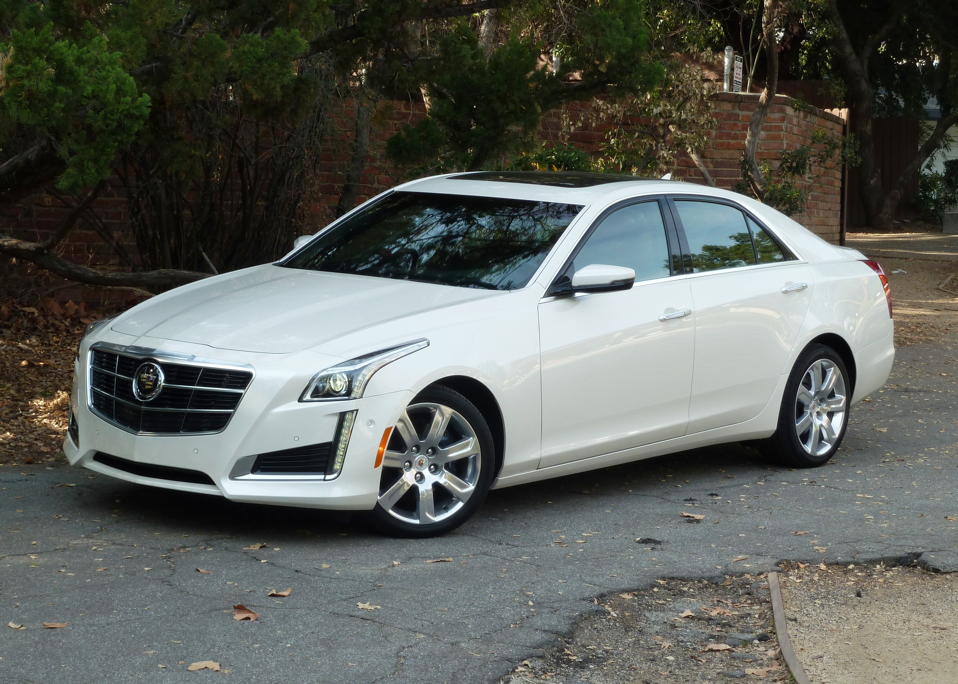 Driven — 2014 Cadillac CTS 3.6L Performance Collection
