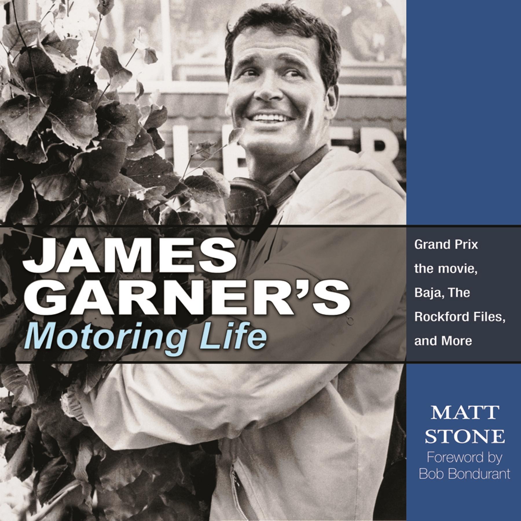 Coming Soon, My New Book; James Garner's Motoring Life
