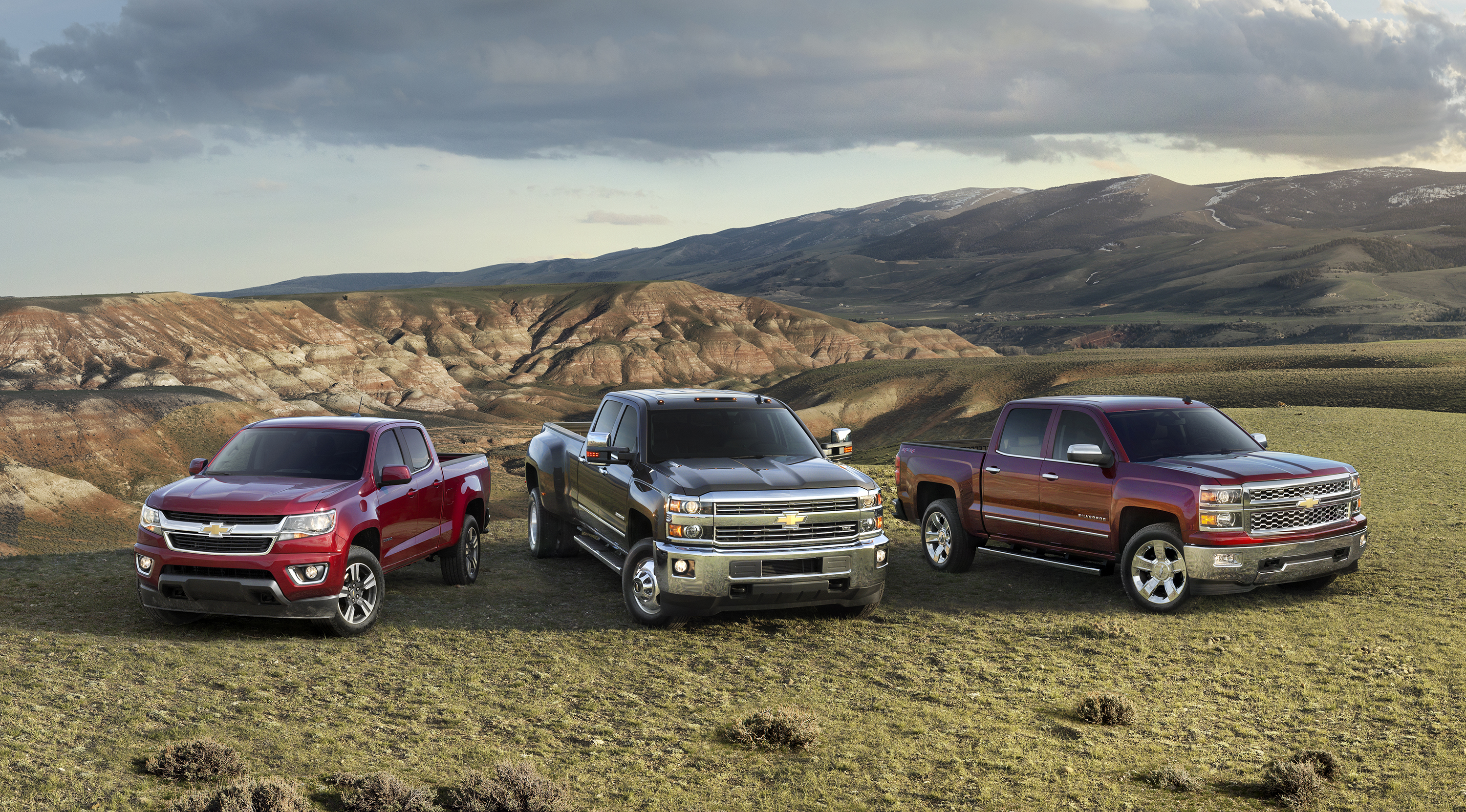 driven 2015 chevrolet colorado and gmc canyon pickups. Black Bedroom Furniture Sets. Home Design Ideas