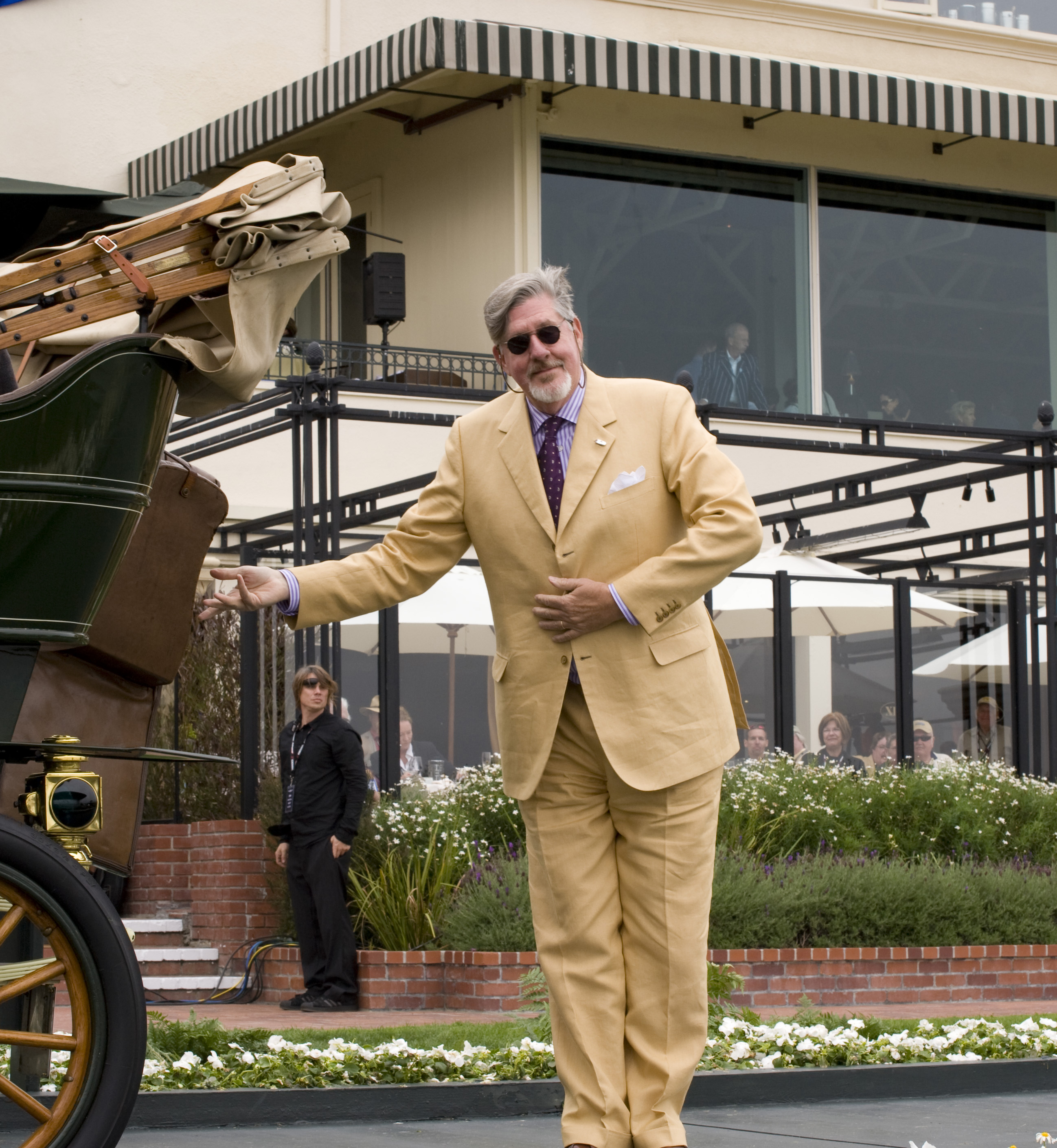 Already Missing Edward Herrmann