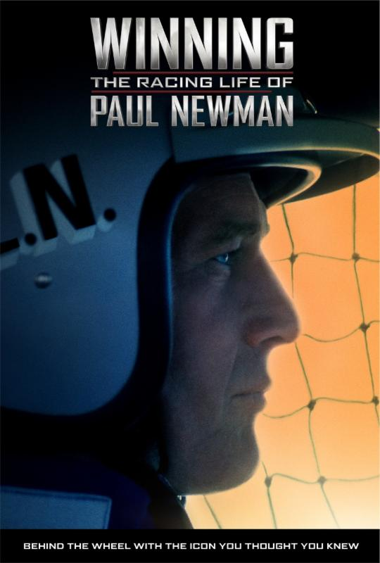 Winning, The Racing Life of Paul Newman, documentary film release
