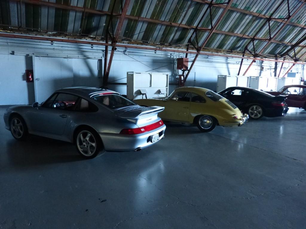 Porsches, Jags, Ferraris, Shelby Mustangs -- my kinda stuff.  Yum