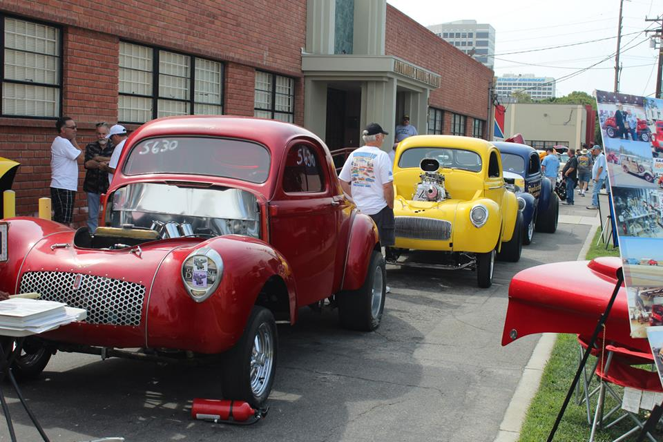 Gasser Tribute II coming to the ADM this Saturday