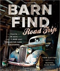 Barn Find RoadTrips cover