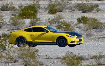 SHELBY AMERICAN UNVEILS NEW HIGH PERFORMANCE SHELBY GT PACKAGE FOR ECOBOOST FORD MUSTANG