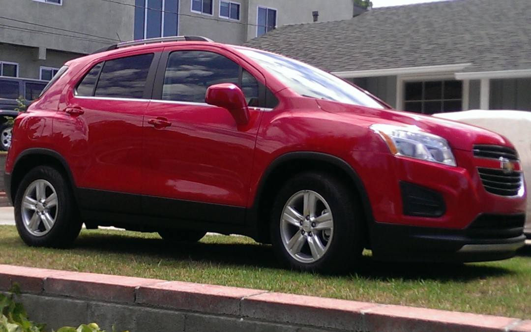 Driven: 2015 Chevrolet Trax LT FWD