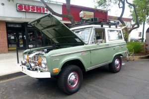 Without question the most beautifully and authentically restored early Bronco I've ever seen. Yeah I want this.
