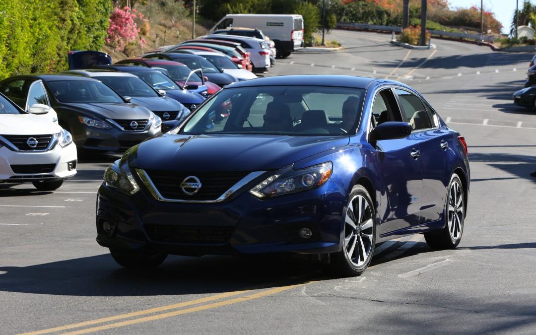 DRIVEN: 2016 Nissan Altima