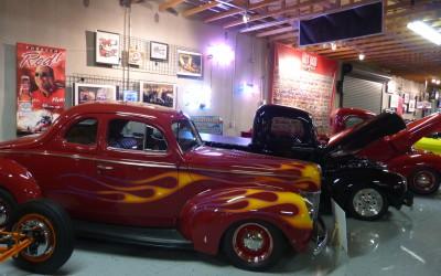Visit Nostalgia Street Rods in Las Vegas