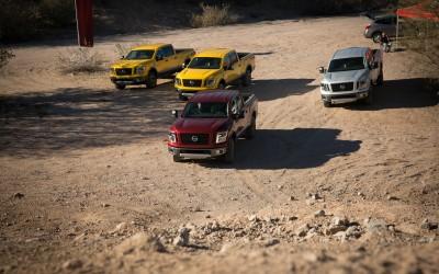 DRIVEN: 2016 Nissan Titan XD pickup trucks