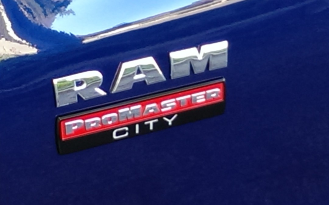 DRIVEN: 2015 RAM Promaster City Wagon SLT