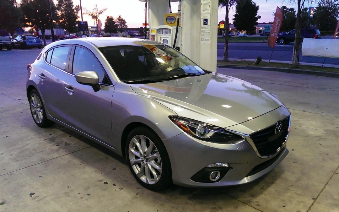 DRIVEN:  Mazda 3 5-door, Grand Touring