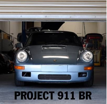 Like hot rod Porsche 911s?  Here's your chance to own a great one, all for charity.