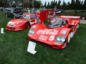 "Every year the show rounds up a selection of the motorsport honoree's most notable racing cars, and here are the two ""Coke Machines"" Porsches that Stuck shared with the late, great Bob Akin"