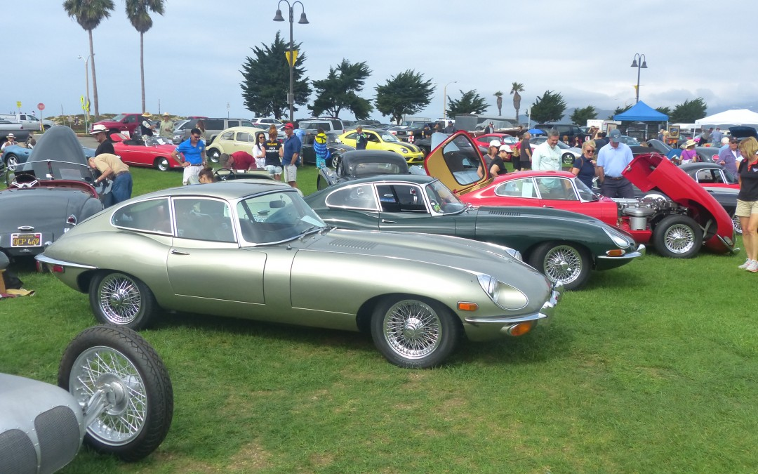 Ventura Harbor Car Show