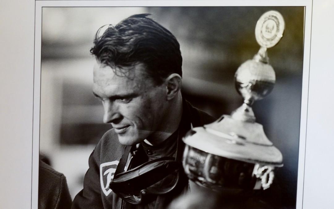 Happy 85th Birthday, Big Eagle (Dan Gurney)!