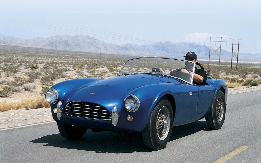 The first Ever Shelby Cobra, CSX2000, hitting the RM Sotheby's Auction block