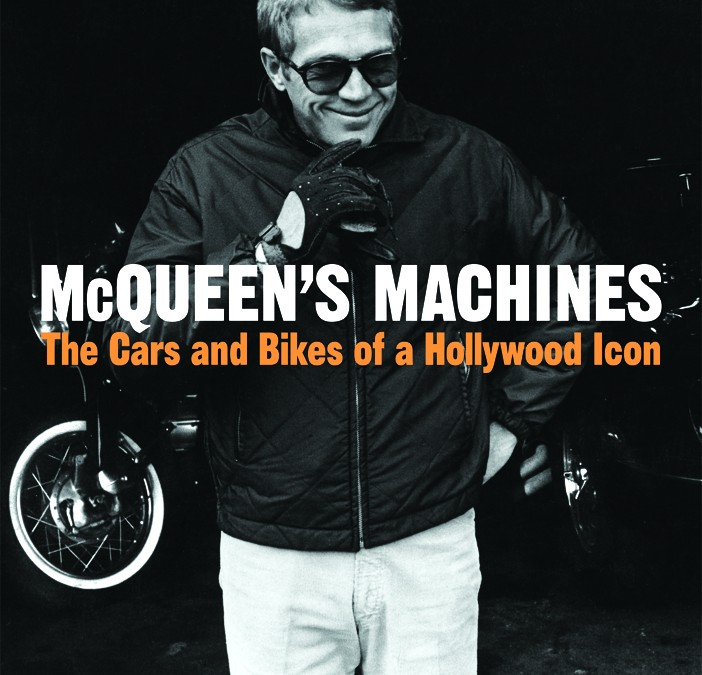 Wanted and Needed Please: McQueen's Motorcycles