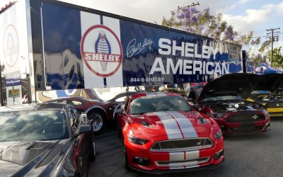 Fourth Annual Carroll Shelby Tribute and Car Show