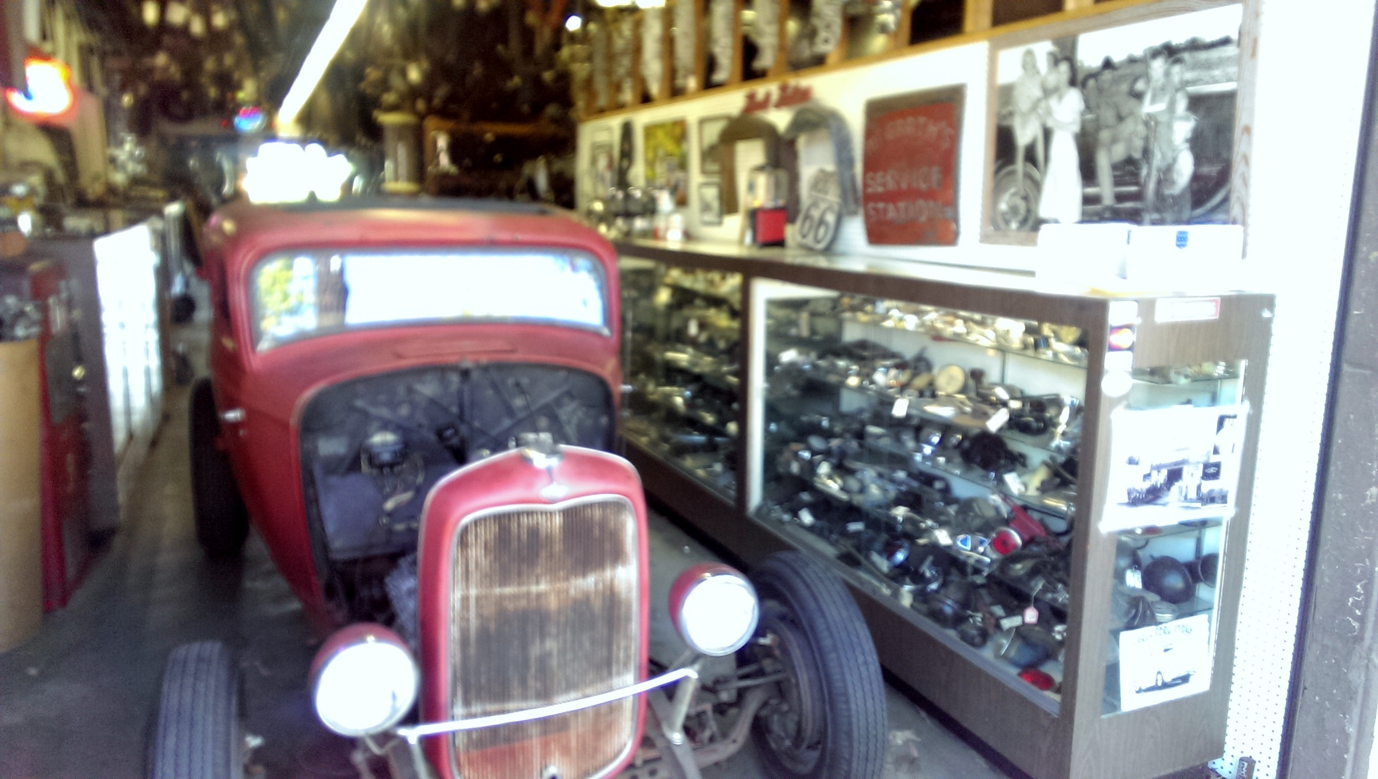You must visit the Early Ford Store in San Dimas, California - Matt ...