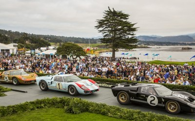 My Monterey Car Week Memories