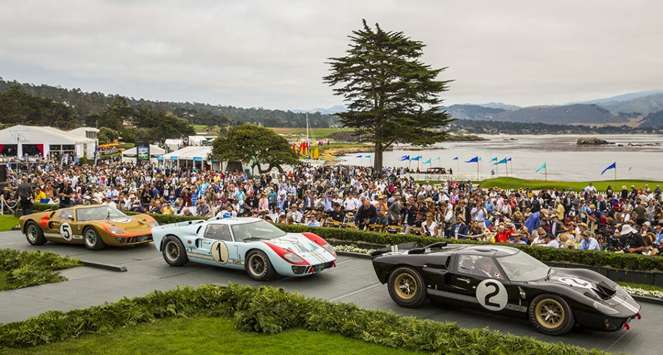 My Monterey Car Week Memories
