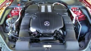 So, V-8 snobs; don't put down this magical monster V-6 - perfect manners, lusty sound, and mid range torque to cry for.