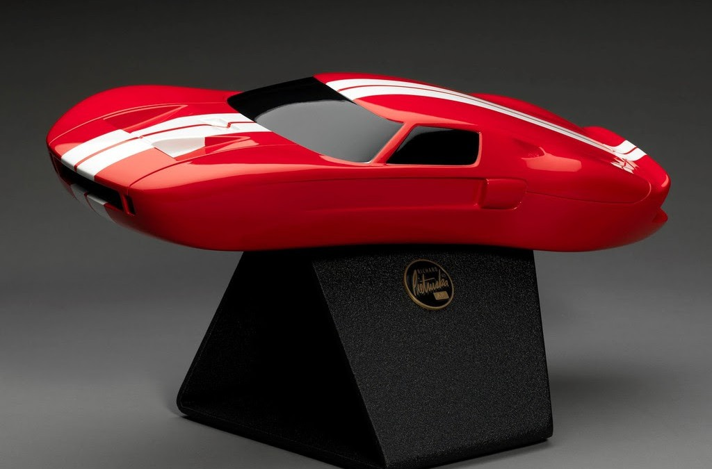 AFAS Artist Richard Pietruska To Celebrate Sensuous Automotive Sculptures At 2016 Pebble Beach Concours