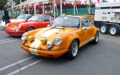 Porsche Day at Supercar Sunday
